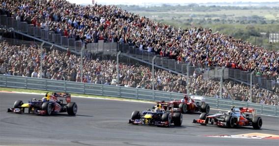 Toch nog Formule 1 op Vlaamse TV
