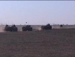 Rusland en Oekraïne klaar voor oorlog
