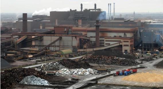 Het ongenoegen bij ArcelorMittal in Gent leeft vooral bij de arbeiders.
