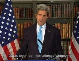 Kerry en Lavrov nog geen stap dichter