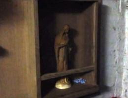 Iedereen wil naar lichtgevende Maria