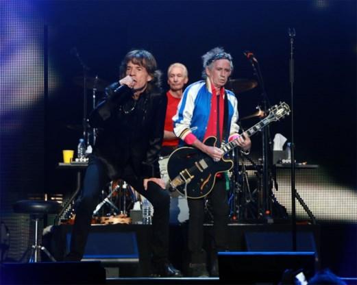 Wachtlijst voor The Rolling Stones