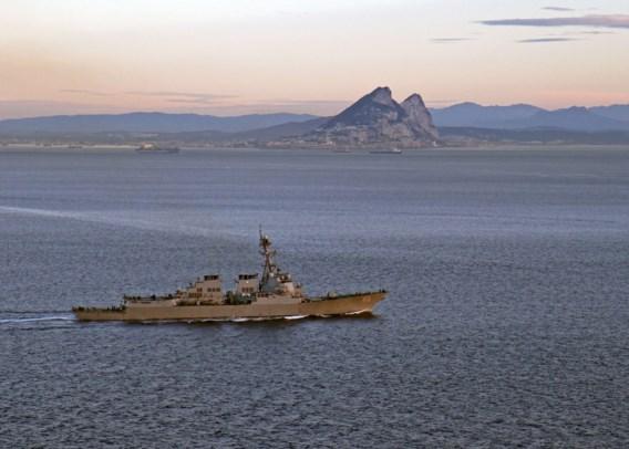 VS entert in Libië geladen tanker