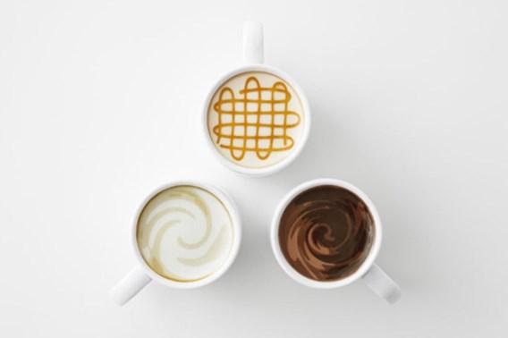 Designstudio Nendo ontwerpt koffiekop voor Starbucks