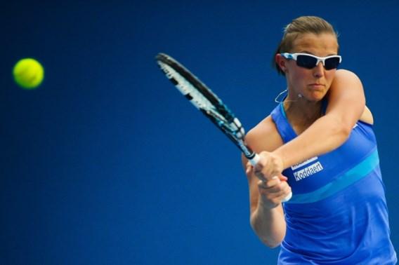 Kirsten Flipkens tuimelt uit top-20 WTA-ranking