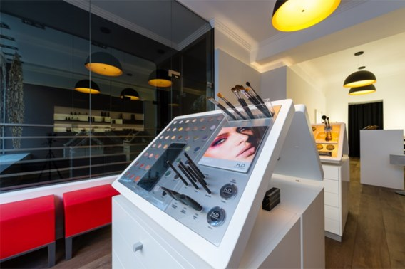 SHOPSPOT. Make-Up Designory opent winkel in Gent