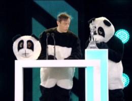 SP.A zet kabouter in tegen 'Panda Bart'