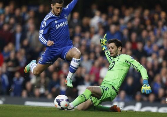 Eden Hazard: 'Lof van Mourinho doet deugd'