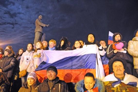 Krim vraagt officieel toetreding tot Rusland