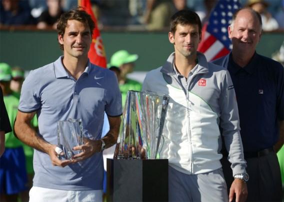 Djokovic krabbelt recht tegen Federer