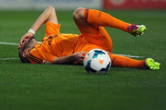 Clasico in gevaar voor Benzema
