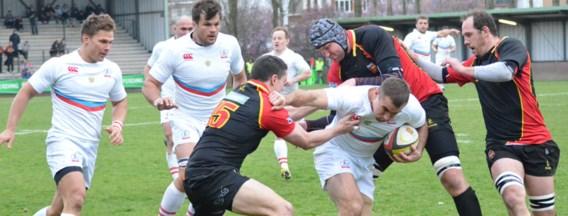 België verlaat European Nations Cup rugby met nederlaag
