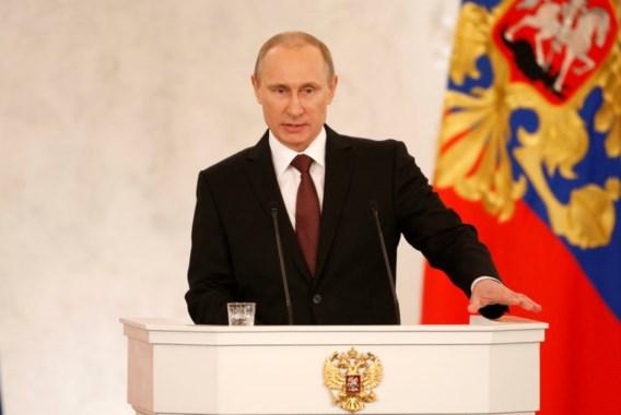 Poetin: 'Krim altijd deel van Rusland geweest'