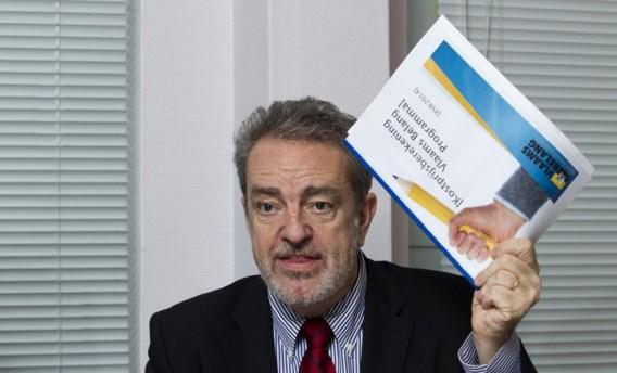 Gerolf Annemans legt een programma met vijf krachtlijnen voor.