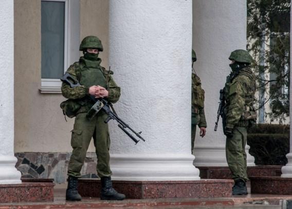 'Twee militairen op de Krim gedood'