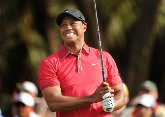 Tiger Woods moet alweer forfait geven met rugproblemen