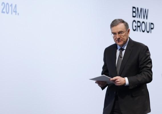 Topman BMW verdient 7 miljoen euro