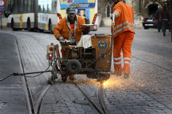 Belgische loonkosten stijgen nog altijd meer dan Europees gemiddelde