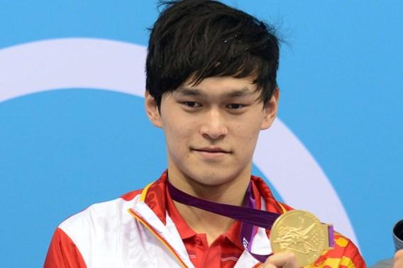 Chinees zwemkampioen niet langer geschorst voor rijden zonder rijbewijs
