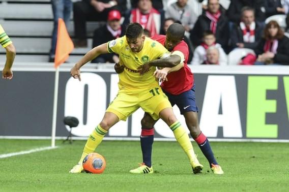 Djordjevic (Nantes) trekt volgend seizoen naar Lazio