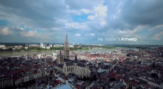 Commotie rond 'blank' promotiefilmpje Antwerpen
