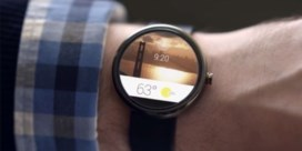 Google lanceert Android Wear voor smartwatches