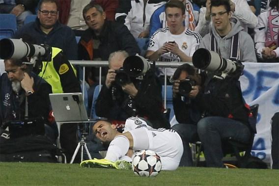 Real Madrid ziet spits uitvallen met zware knieblessure
