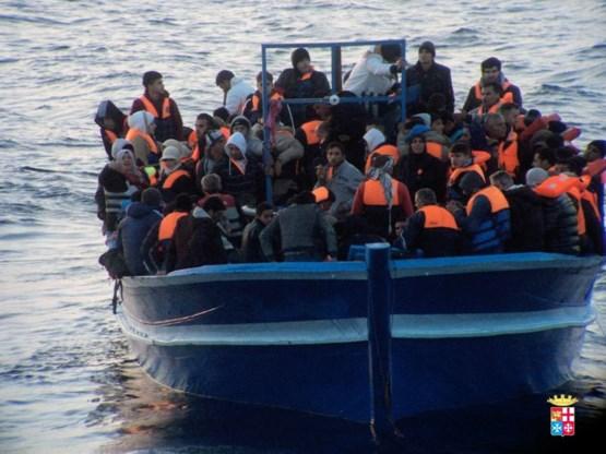 Meer dan 2.000 bootvluchtelingen onderschept op twee dagen tijd