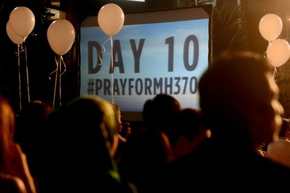 'Koersverandering MH370 lang voor afmelding ingegaan'