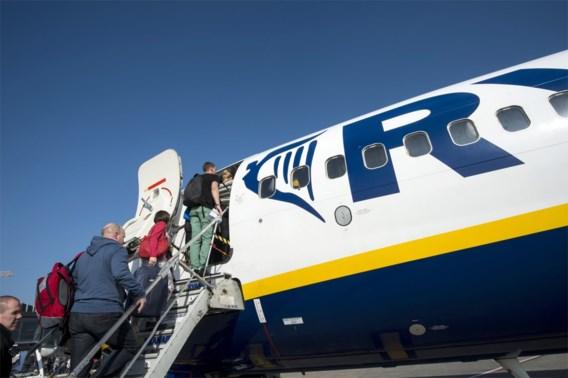 Passagiers Jetairfly en Brussels Airlines tevreden, Ryanair hinkt achterop