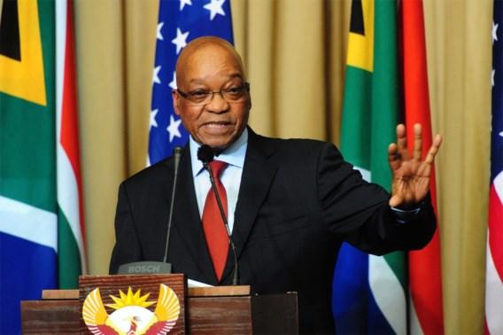 Zuma gebruikte belastinggeld voor veestal en zwembad