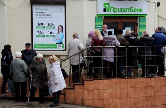 Grootste bank van Oekraïne schort activiteiten op de Krim op