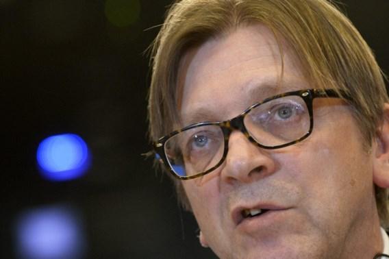 Verhofstadt afgeluisterd tijdens ontmoeting met Russisch oppositieleider