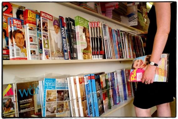 Vlaamse magazines bekoren steeds minder lezers