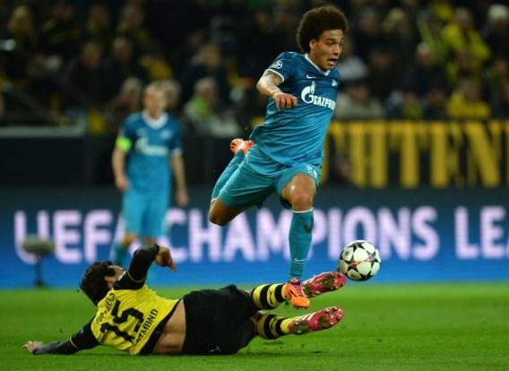 Witsel en Lombaerts gaan strijdend ten onder in Dortmund
