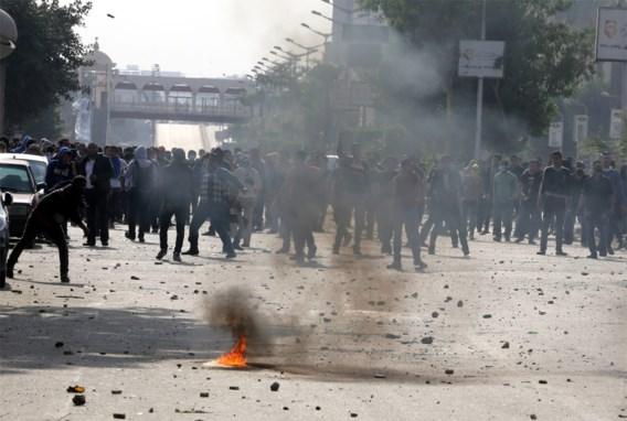 Tiener gedood bij islamistisch protest in Egypte