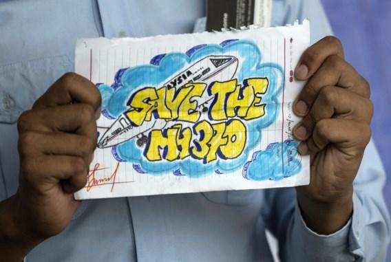 Thailand ontdekte een onbekend toestel kort na verdwijning MH370