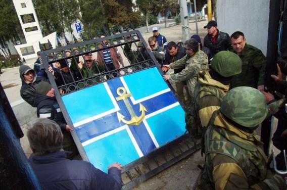 'Oekraïne bereidt terugtrekking troepen uit Krim voor'