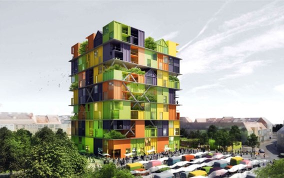 Knokke-Heist wil het hipste stadhuis van België