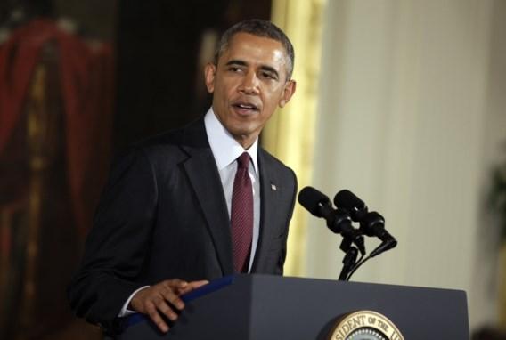 Obama komt naar Waregem