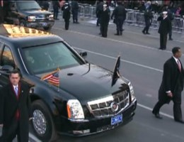 Dit is The Beast: Obama's superauto