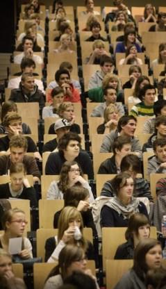 Er zijn studenten die tot zeven jaar over hun bachelor doen.