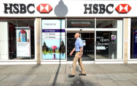 Fiscus haalt 382 miljoen bij klanten HSBC-bank