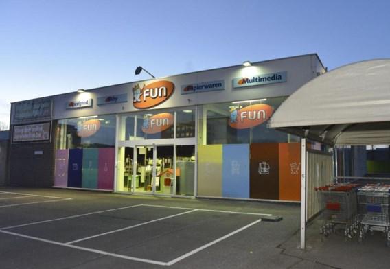 Fun houdt uitverkoop eind april, Albert Heijn opent in juni.