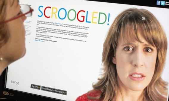 O ironie: in 2012 lanceerde Microsoft nog de campagne 'Scroogled', waarin het concurrent Google ervan beschuldigde de privacy van zijn klanten niet te respecteren.
