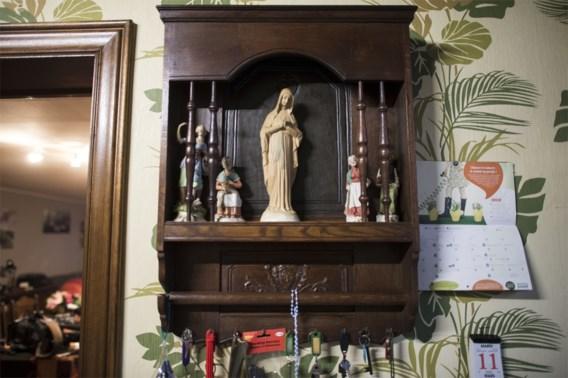 Lichtgevend Mariabeeld uit Jalhay is geen mirakel