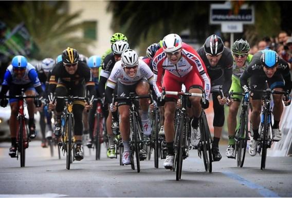 Kristoff bleef Cavendish voor in de vermoedelijk laatste spurt van Milaan-Sanremo. Vanaf volgend jaar is het parcours van de Primavera ideaal voor klimmers.