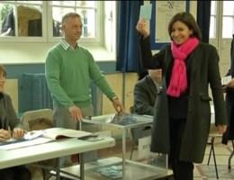 Verkiezingen eerste test voor Hollande
