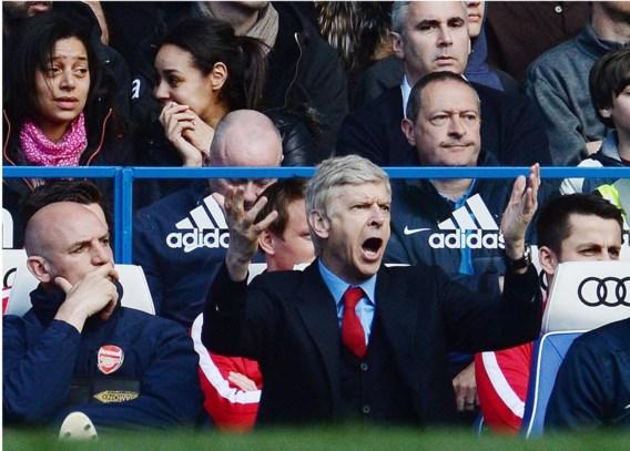'Deze nederlaag is mijn fout, mijn verantwoordelijkheid', zei Arsène Wenger na de 6–0 op Chelsea.