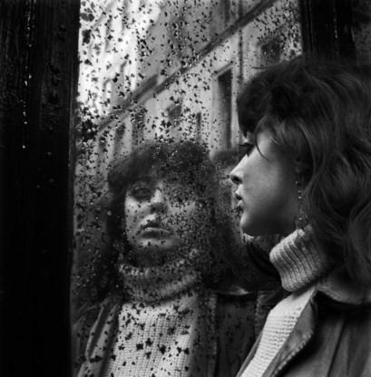 Vali Myers, Parijs, 1951.